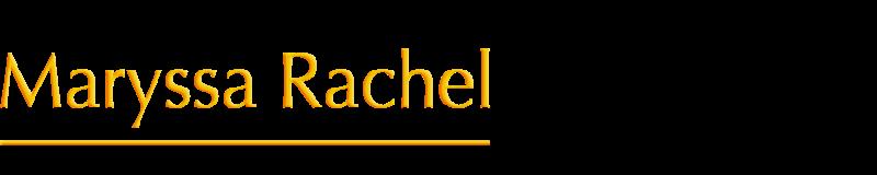 MaryssaRachel