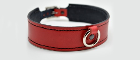 collier-cuir-sm-rouge-couture-sellier-anneau-3